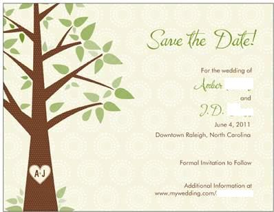 Save The Dates photo 1